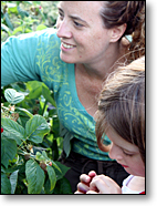 Teaching Children about Growing Food