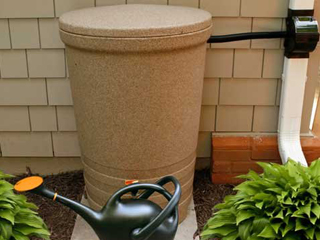 Fiskars Rainbarrel system