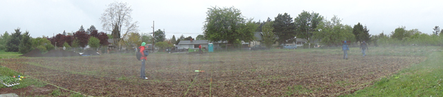 Portland Project Orange Thumb® Community Garden-To Be