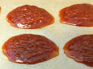 Long Cooked Tomato Paste Ready to Freeze