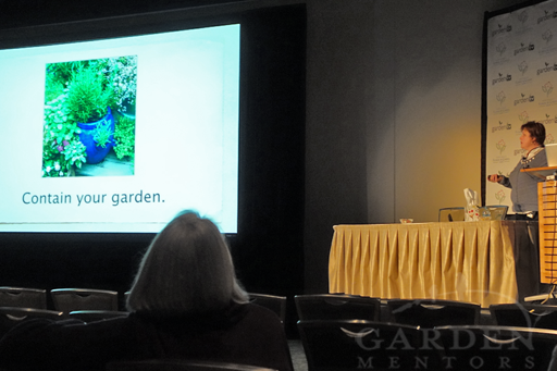 Dee Nash at the 2014 NWFGS