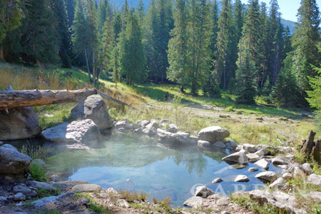 Jerry Johnson Hot Spring