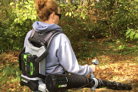 Lithium ion EgoPro Backpack Blower