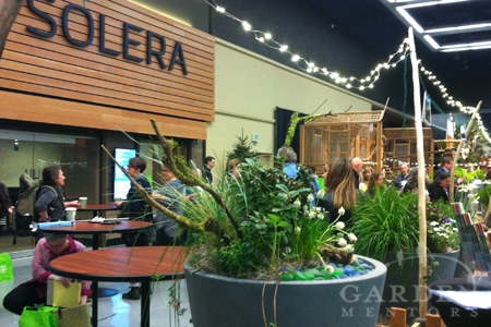 Solar wine bar at NWFGS