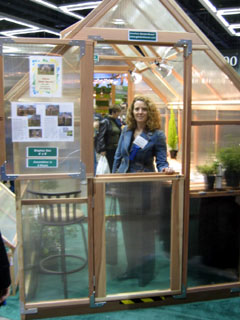 Buying a Greenhouse off the Show Room Floor