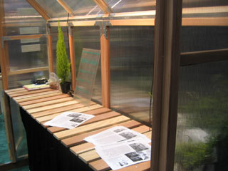 A Peek Inside the Greenhouse