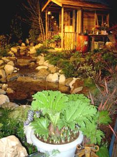WSNLA Show Garden, Photo Courtesy Chris Smith