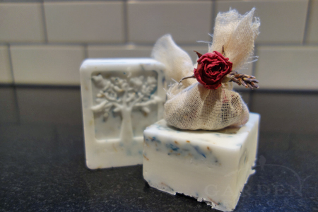 Garden Aromatherapy herbal soaps & sachets