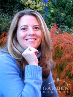 Garden Mentors® founder Robin Haglund