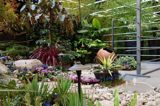 Winning Show Garden at the 2013 Northwest Flower and Garden Show