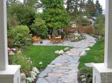 HGTV Landscaper's Challenge Winning Garden