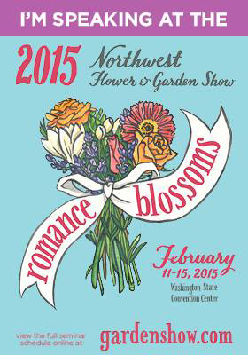 NW Flower and Garden Show Speaker Badge