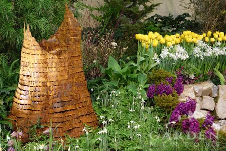 NW Flower & Garden Show Designer garden