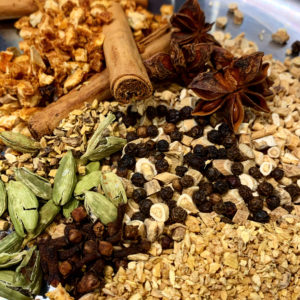 Chai Tea Herbs